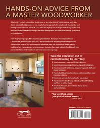 The Complete Kitchen Cabinetmaker By Bob Lang