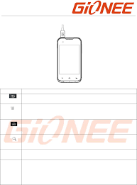 Manual Gionee Pioneer P1 (page 5 of 17 ...