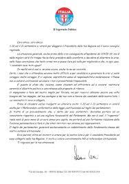 Invito al Voto di Lorenzo Cesa segr. naz.le UDC - Davide Delvecchio