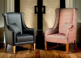 Upholstered Living Room Chairs Living Room High Back Upholstered Living Room Chairs 4 Modern