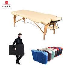 Cheap Folding Portable Acupuncture Spa Bed De Massage Table ...