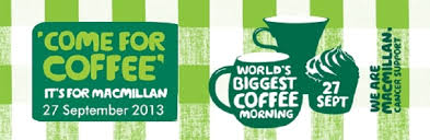Worlds Biggest Coffee Morning - Macmillan Cancer Support - What's ...