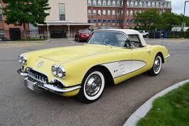 1958 Chevrolet Corvette for sale #2019713 - Hemmings Motor News