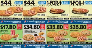domino s pizza latest coupon deals let you enjoy savings of up to 36 80 valid till 30 apr 17
