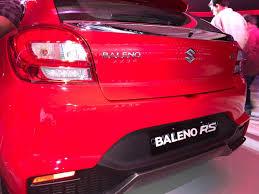 Baleno Back Light Price Live Maruti Baleno Rs Launch Updates Price In India Inr