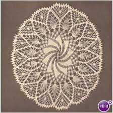 Oval Crochet Doily Patterns Free Classy Easy Doily Crochet Patterns Free Crochet Doily Pattern Oval
