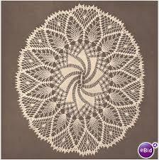 Oval Crochet Doily Patterns Free Classy Easy Doily Crochet Patterns Free Crochet Doily Pattern Oval