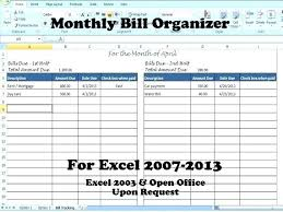 Tracking Template Excel Bill Pay Spreadsheet Excel Bill Payment Schedule Excel Spreadsheet