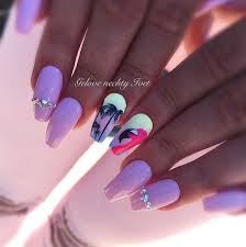 Pin By Tracy Lipow On Nail Art In 2019 Nails Flamingo Florida
