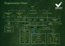 Organisation Chart Veteran General Contractingveteran