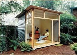 prefab shed office. Modern Prefab Shed 15 Sheds For The Move Home To Mom Treehugger Office