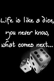 Download Life Is Like A Dice Heart Touching Love QuoteMobile Version Amazing Wallpaper With Quotes On Life For Mobile