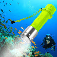 Brightest Dive Light 2015 Bluefire 1100 Lumen Cree Xm L2 Scuba Diving Flashlight Waterproof Diving Torch Submarine Diving Safety Lights Underwater Dive Light Yellow