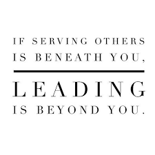Quotes About Serving Others Magnificent Quoteoftheday Quotes If Serving Others Is Beneath You Flickr