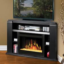 best electric fireplace tv stand home fireplaces firepits for perfect corner fireplace tv stand