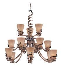 minka lavery tofino 15 light chandelier in tofino bronze 1769 211 photo
