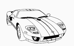 Ferrari Coloring Pages Free Online Printable