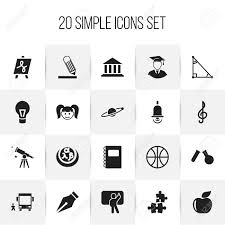 Symbol For Teacher Set Of 20 Editable Science Icons Includes Symbols Such As Fresh