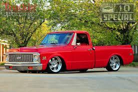 All Chevy c10 72 chevy : 1972 Chevy C10 - Jersey Devil - Truckin' Magazine