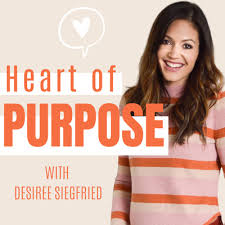 018: How to be Intentional with Your Time with Polly Payne-Willoughby by  Heart of Purpose • A podcast on Anchor
