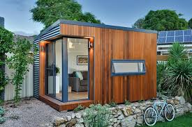 prefab shed office. Inoutside 1 Prefab Shed Office P
