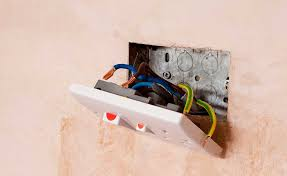 electrical sockets explained homebuilding renovating plug socket detached from wall exposed wires