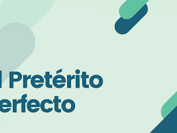 Would you like to know how to translate insurance to spanish? Preterito Perfecto The Spanish Present Perfect Tense Speakeasy