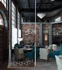Интерьер кофейни в стиле