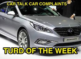 Blog Post   Turd of the Week - 2011 Hyundai Sonata   Car Talk