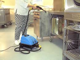 Kitchen Floor Cleaning Commercial Steam Vacuum Cleaners For Aged Care Cleaning