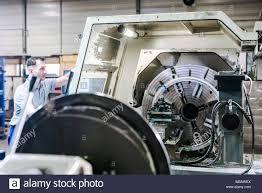 Wb Machining Mechanical Design Inc Metalworking Metalworker Machining Stock Photos