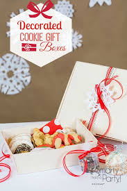 Decorative Cookie Boxes Decorated Cookie Gift Boxes Smarty Had A Party Blog 79