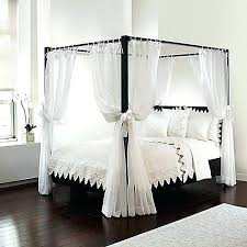 Canopy Beds Full Size King Bed Frame Covers Wood Cheap