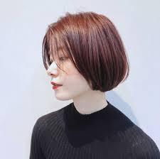 髪色はピンクパープルで決まり注目ヘアカラーでモテヘア目指そう