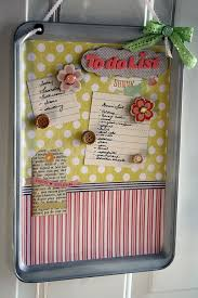 How To Make A Magnetic Memo Board Mesmerizing Magnetic Board Tutorial By Cindy Stevens CrAfTy Goodness