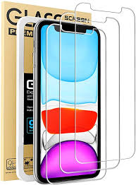 Mkeke Compatible with iPhone XR Screen Protector ... - Amazon.com