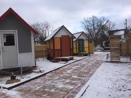 tiny house community for homeless. Wonderful Homeless On Tiny House Community For Homeless