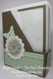 Mini Magazine Holder Mini Magazine Holder Note Card Set creative elements stampin up 32