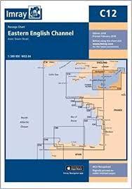 C More Charts Chart C12 Eastern English Channel Passage Chart C Charts
