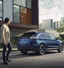 2018 ford edge colors. 2018 edge sel with sport appearance package ford colors