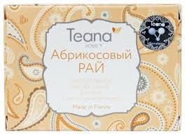 Teana мыло-<b>скраб для лица</b> Абрикосовый рай <b>Натуральное</b> ...