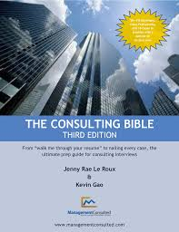 launch of the consulting bible your secret weapon in today s in it