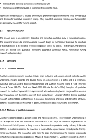 Research Design Qualitative Example Chapter 3 Research Design And Methodology Pdf Free Download