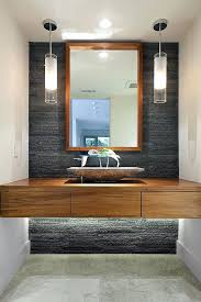 how to hang a vanity mirror amazing pendant lights for bathroom how to hang string lights