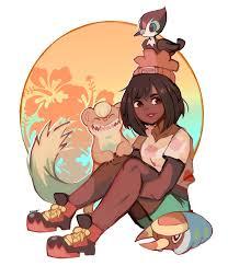 310 : Photo | Pokemon, Pokémon species, Pokemon sun
