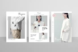 Postcard Designer Clothes Postcard Template Card Psd Flyer Flyer Design Magazine