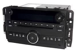 07-10 Chevy GMC OEM Truck 6 Disc CD Auxiliary Input Radio GM ...