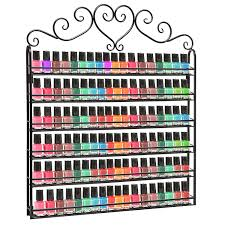 ... Diy Nail Polish Rack Amazon Wall Display Ideas: Mesmerizing Diy Nail  Polish Rack ...
