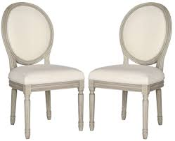 safavieh holloway oval side chair