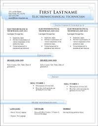 Resume Word Format Job Resume Format Word Resume Format Resume ...